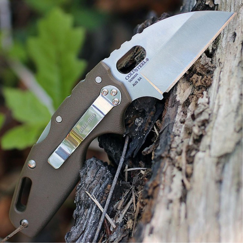 Фото 9 - Складной нож Cold Steel Tuff Lite 20LTF, сталь AUS-8A, рукоять пластик
