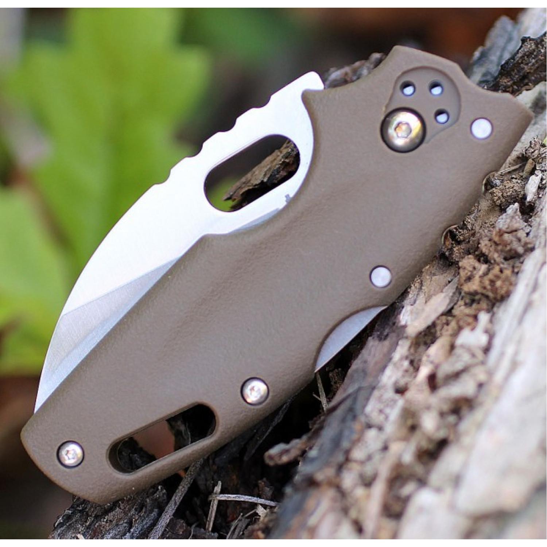 Фото 10 - Складной нож Cold Steel Tuff Lite 20LTF, сталь AUS-8A, рукоять пластик