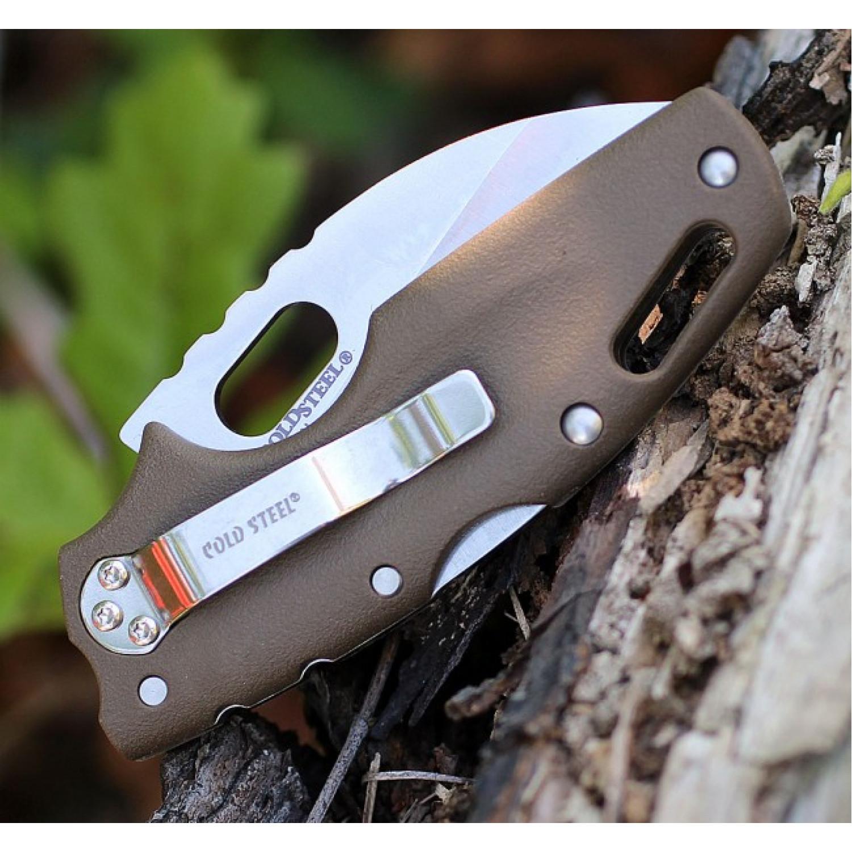 Фото 11 - Складной нож Cold Steel Tuff Lite 20LTF, сталь AUS-8A, рукоять пластик