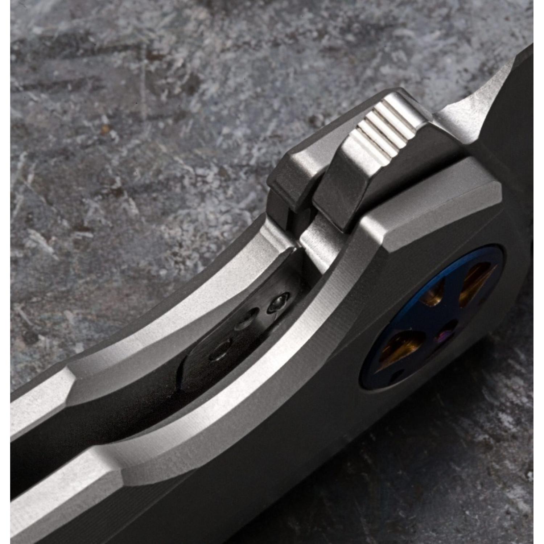 Фото 12 - Нож складной Zero Tolerance 0456, сталь CPM-20CV, рукоять титан