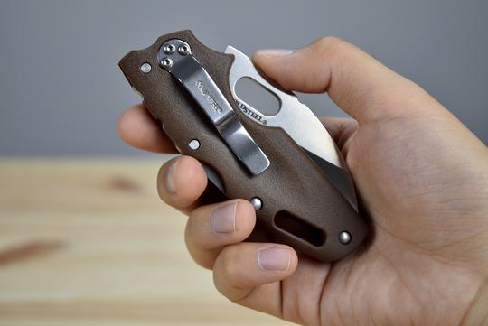 Фото 7 - Складной нож Cold Steel Tuff Lite 20LTF, сталь AUS-8A, рукоять пластик
