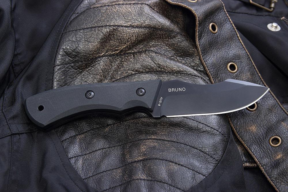 Фото 20 - Нож Bruno, Mr.Blade