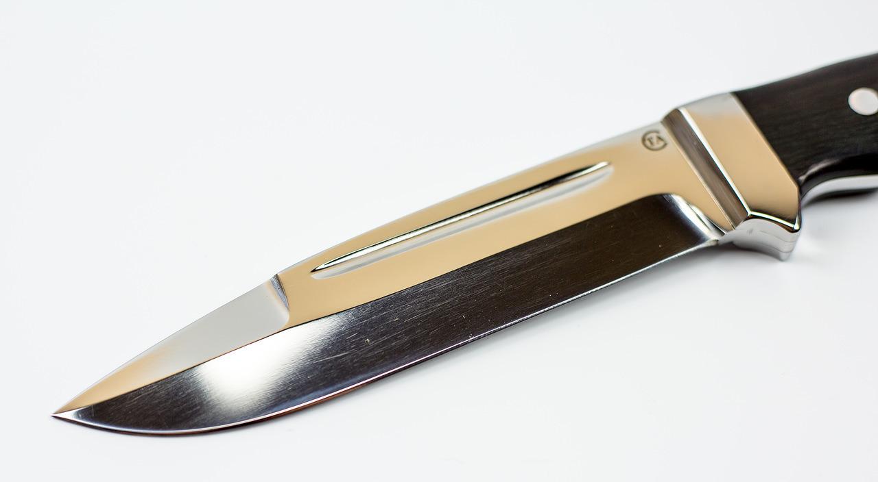 Фото 11 - Нож цельнометаллический Солдат-1, сталь 95х18, граб от Титов и Солдатова