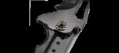 Складной нож CRKT FOSSIL™ WITH VEFF SERRATIONS™, сталь 8Cr13MoV, рукоять нержавеющая сталь, накладки G10, фото 6