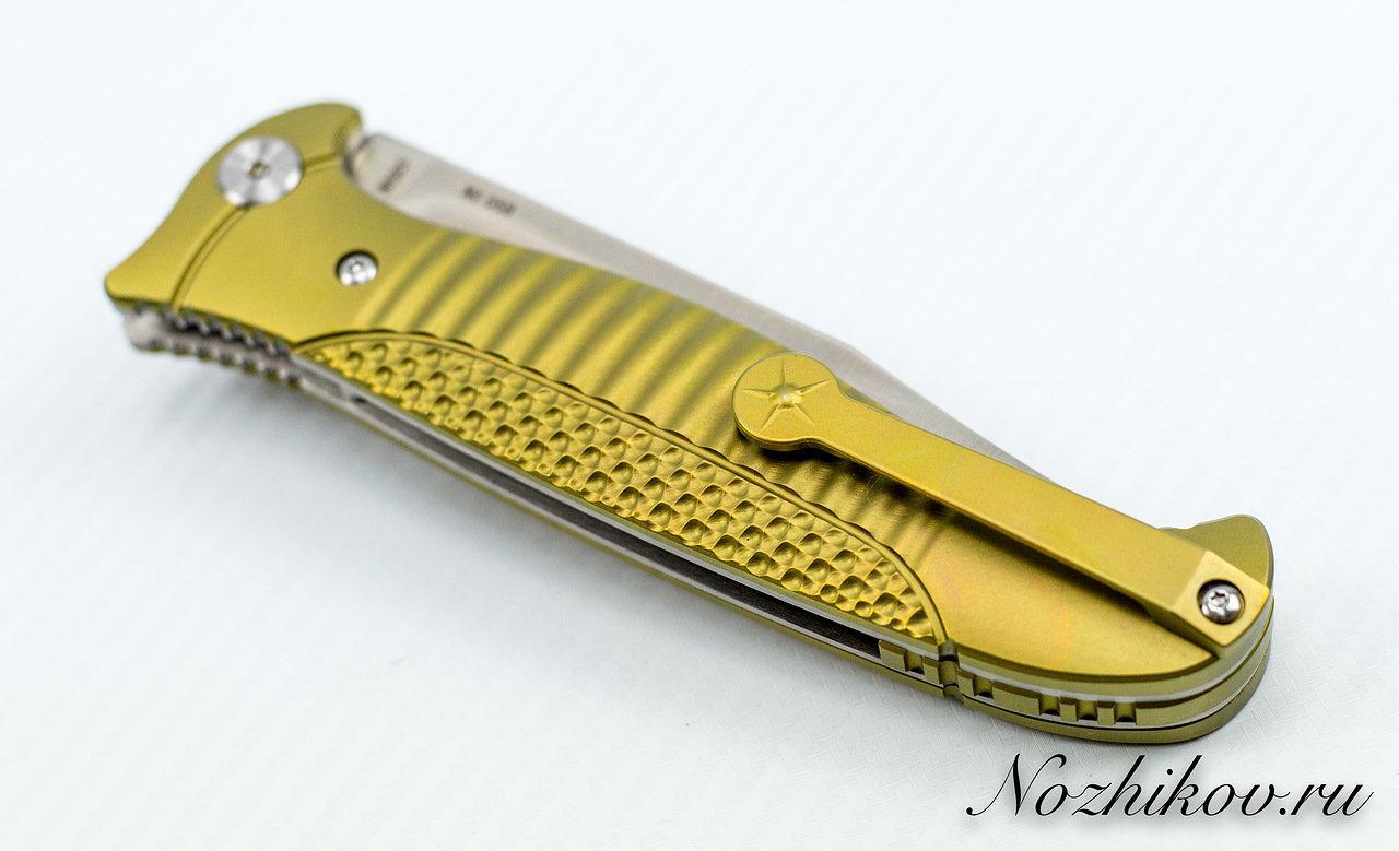 Фото 15 - Складной нож Финка-2, S35VN от Reptilian