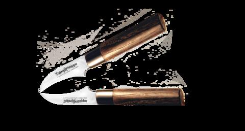 Нож для чистки овощей Shippu 70 мм, сталь VG-10 - Nozhikov.ru
