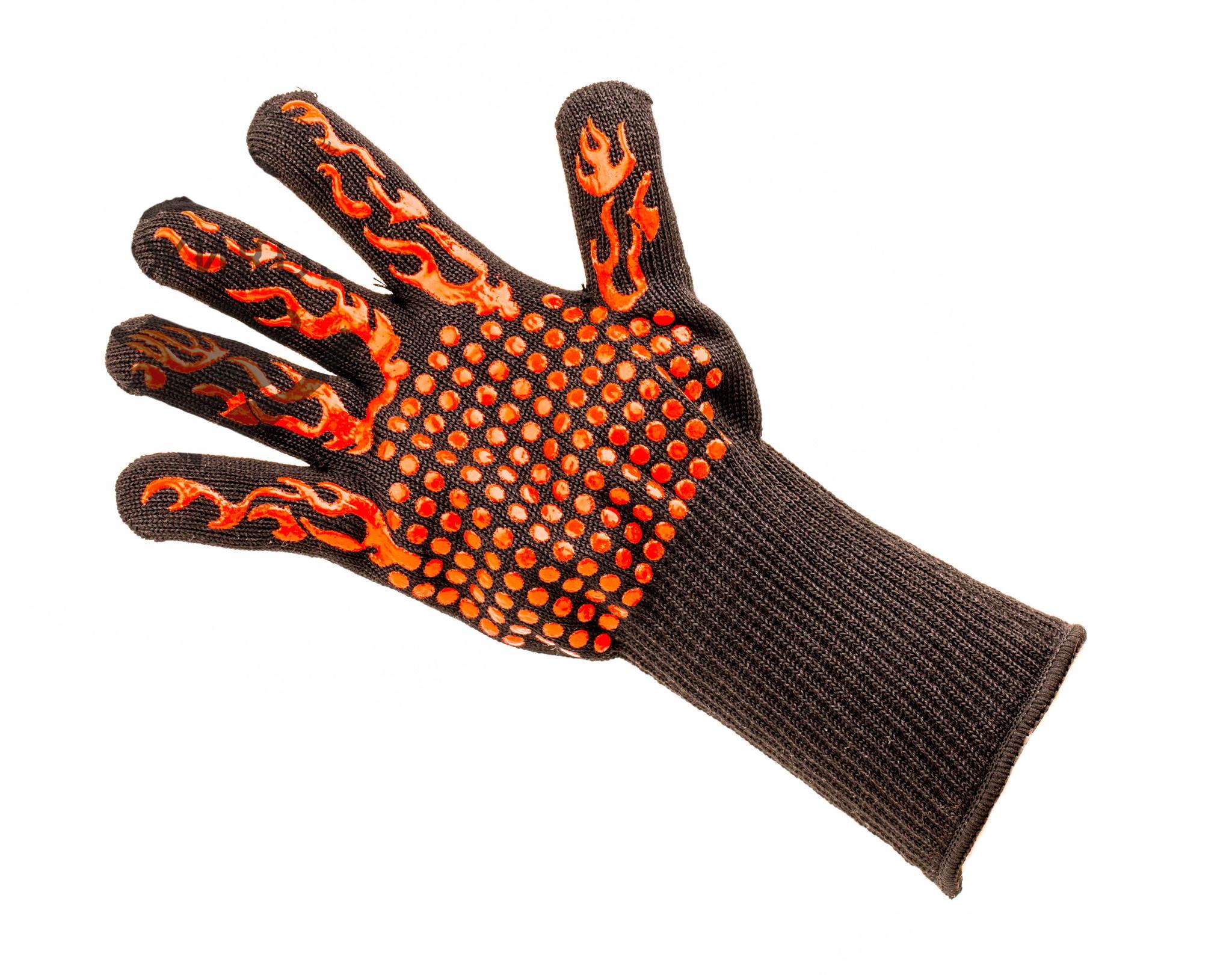 Огнеупорные защитные перчатки