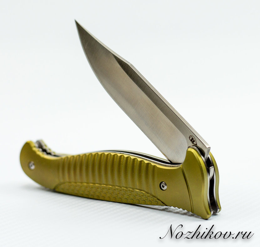Фото 11 - Складной нож Финка-2, S35VN от Reptilian