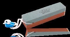 Камень точильный водный комбинированный 135*30*30мм грубый/средний компактный #250/#1000, King