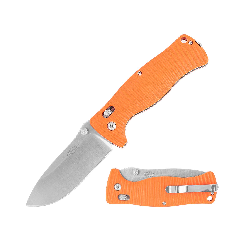 цена на Нож складной туристический Firebird F720-OR