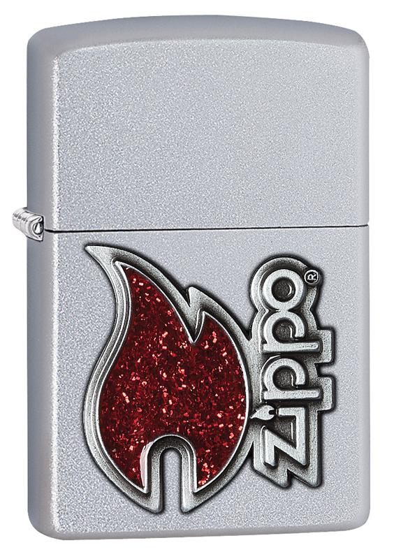 Зажигалка ZIPPO Classic с покрытием Satin Chrome™