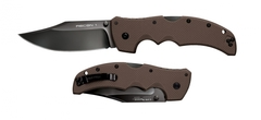 Складной нож Recon 1 Clip Point, Carpenters CTS® XHP Alloy w/ DLC Coating, Flat Dark Earth G-10 Handle 10.2 см.