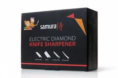 Электрическая алмазная точилка для стальных ножей Samura SEC-2000, фото 5