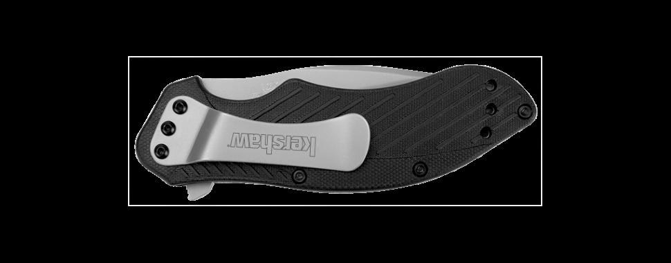 Фото 7 - Складной полуавтоматический нож Kershaw Clash K1605, сталь 8Cr13MoV, рукоять пластик