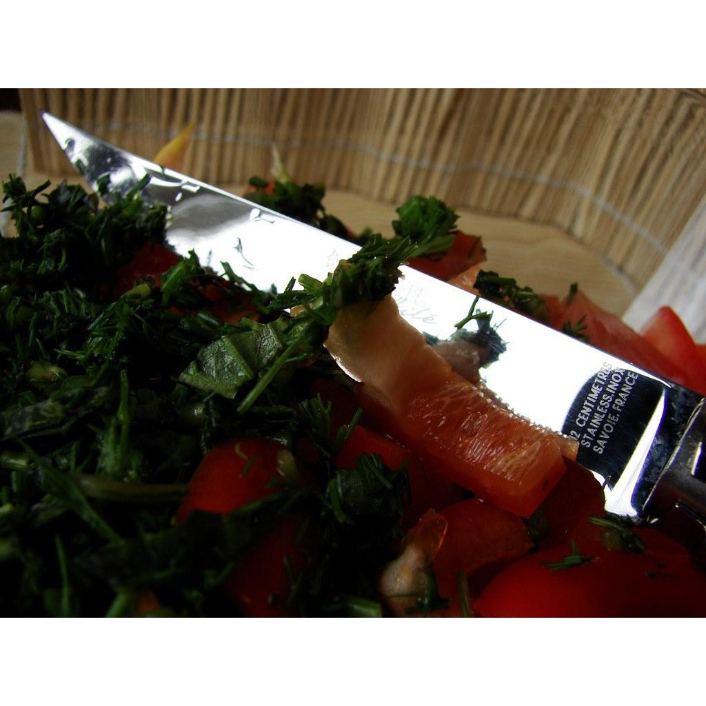 Фото 5 - Нож складной филейный Opinel №15 VRI Folding Slim Bubinga