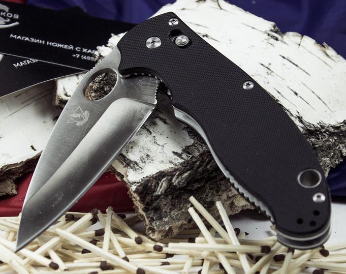 Фото 6 - Складной нож MIX01 от Steelclaw