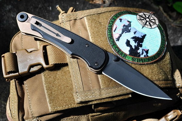 Фото 7 - Нож складной