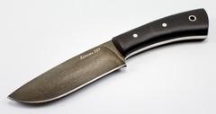 Нож туристический МТ-102 (большой), Ворсма, алмазка ХВ5, граб, фото 3
