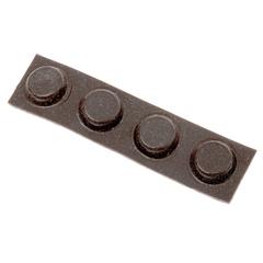 Брусок алмазный для заточки DMT Coarse, 325 меш, 45 мкм, резиновые ножки, фото 2