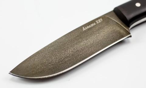 Нож туристический МТ-102 (большой), Ворсма, алмазка ХВ5, граб. Вид 5