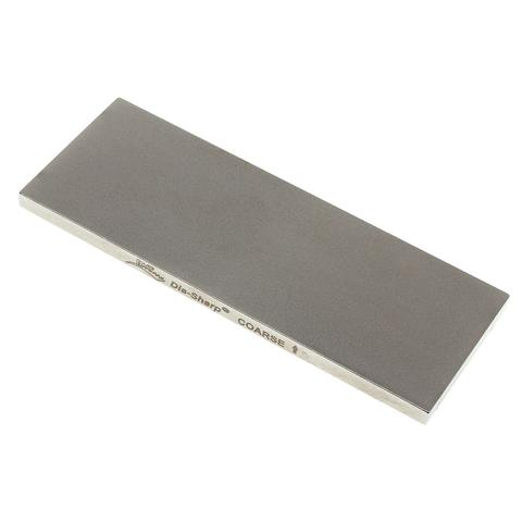 Брусок алмазный для заточки DMT Coarse, 325 меш, 45 мкм, резиновые ножки. Вид 1