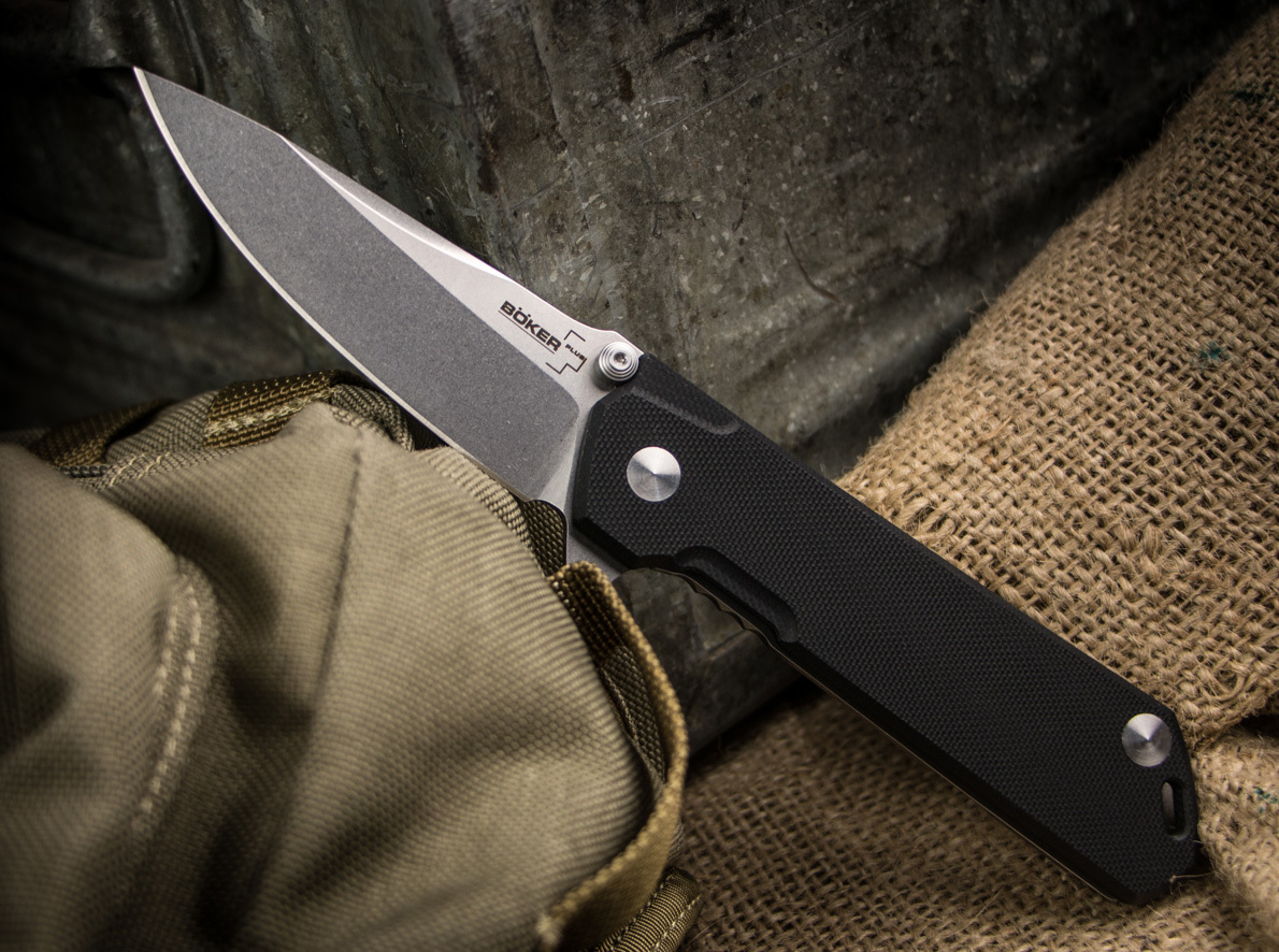 Фото 7 - Нож складной Lucas Burnley design