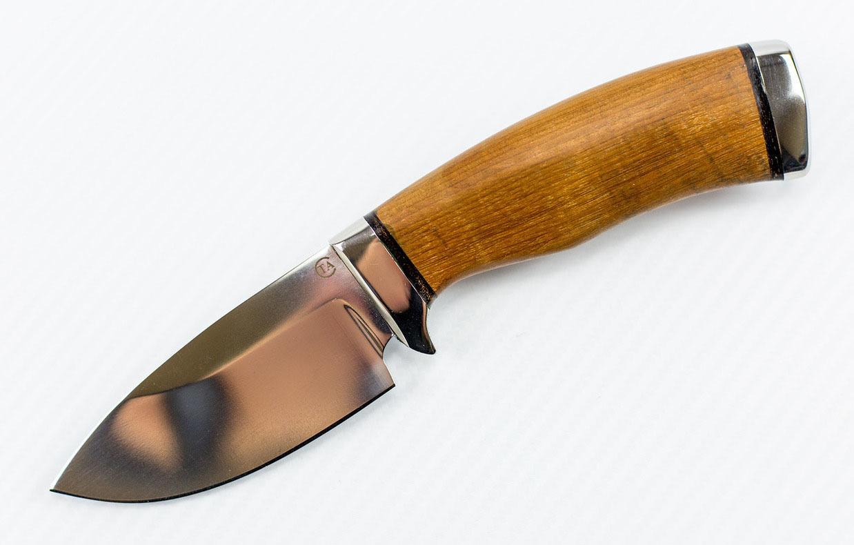 Нож Барсук-3, сталь D2, орех