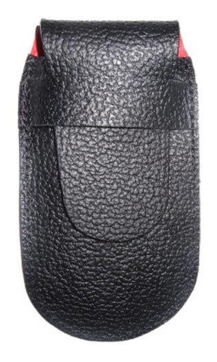 Чехол Victorinox 4.0740 кожаный для ножей 91мм толщиной 5-7 уровней черный чехол victorinox для ножей 91 мм 5 8 уровней с отд для фонаря и точильного камня кожаный чёрный