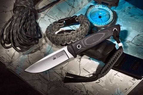 Нож Santi D2, S, Кизляр - Nozhikov.ru
