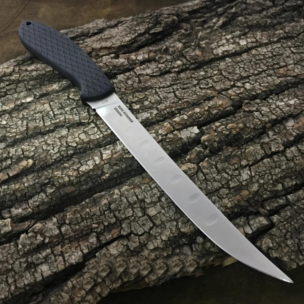 Фото 7 - Филейный нож CRKT 3017C Fillet, сталь 5Cr15MoV, рукоять полипропилен