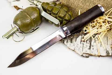 Нож Спецназ Вишня, сталь 95х18, граб - Nozhikov.ru
