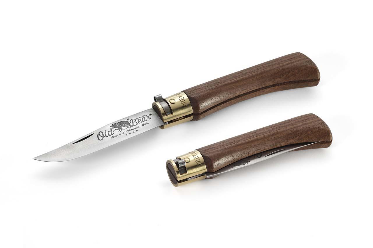 Складной нож Walnut M, орех от Antonini