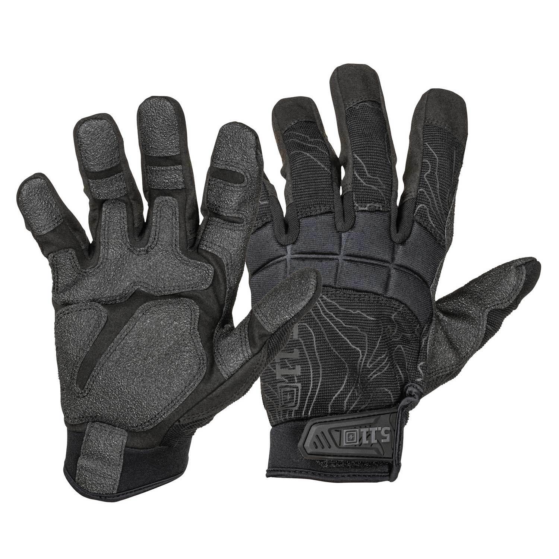 Тактические перчатки Station Grip 2 Black, 5.11 Tactical