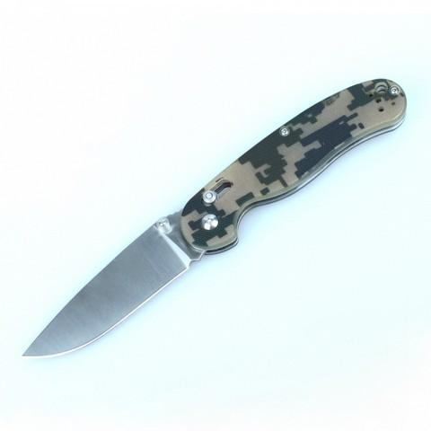 Складной нож Ganzo Rat G727M, хаки - Nozhikov.ru