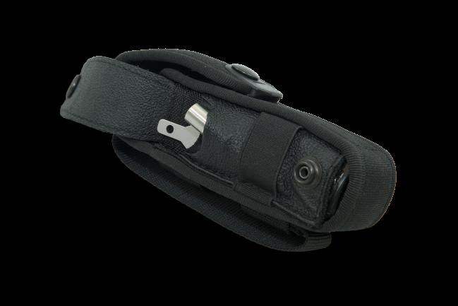 Фото 3 - Многофункциональный складной нож с выкидным стропорезом Extrema Ratio Police EVO, сталь Bhler N690, рукоять алюминий