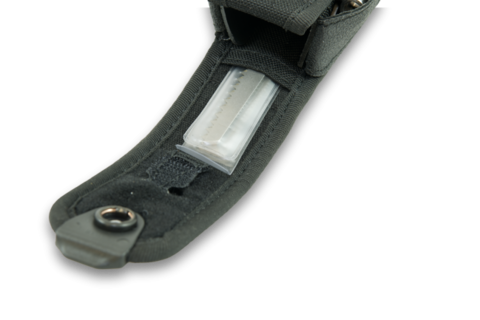 Многофункциональный складной нож с выкидным стропорезом Extrema Ratio Police EVO, сталь Böhler N690, рукоять алюминий