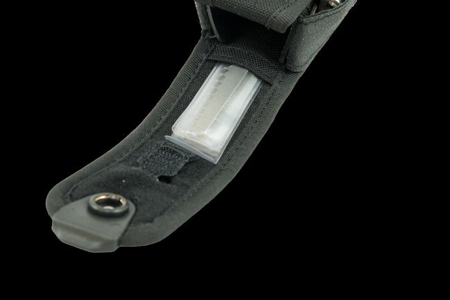 Фото 7 - Многофункциональный складной нож с выкидным стропорезом Extrema Ratio Police EVO, сталь Bhler N690, рукоять алюминий