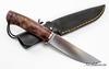 Нож Лиман-3, сталь D2, карельская береза - Nozhikov.ru