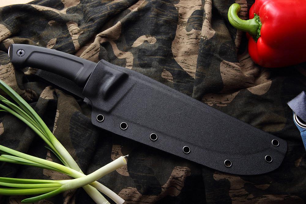 Фото 7 - Кухонный тактический мужской нож Pioneer от Noname
