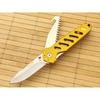 Нож складной Alpha Crosslock Folding Orange B0183ORS - Nozhikov.ru