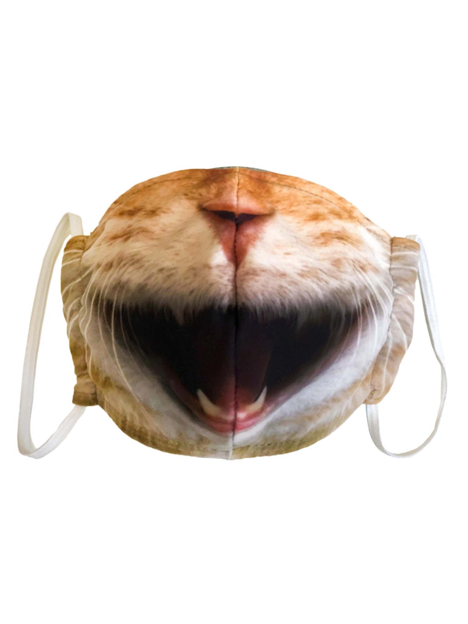 Маска тканевая Дерзкий кот от gekoko