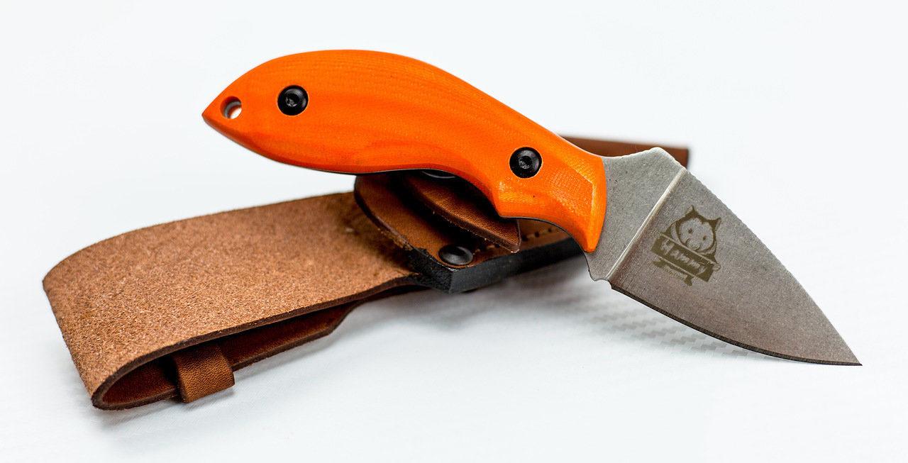 Шейный нож Hammy Niolox SW, Kizlyar Supreme шейный нож hammy d2 sw kizlyar supreme