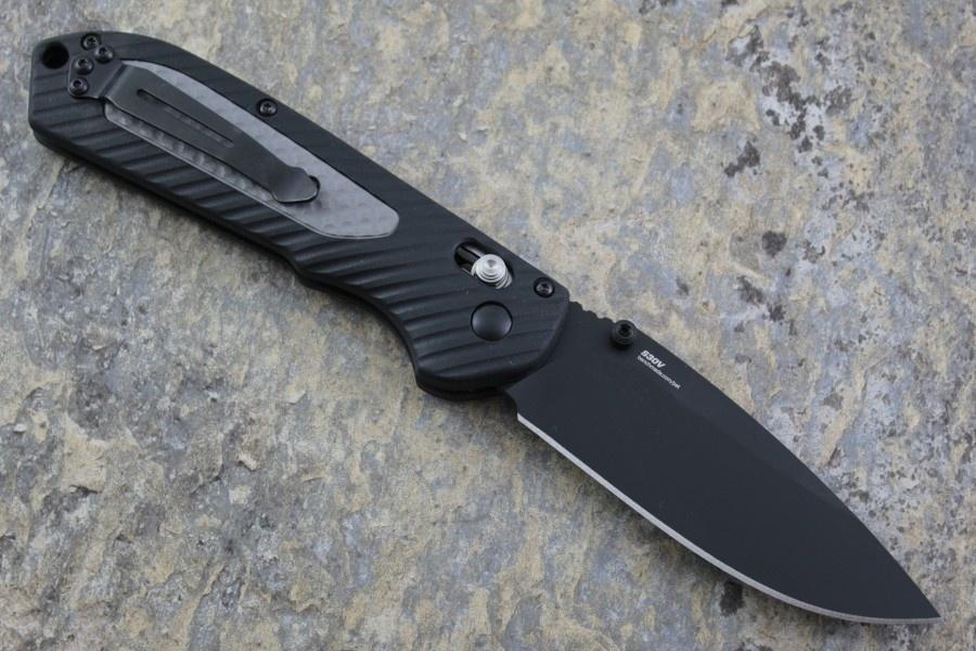 Фото 7 - Складной нож Benchmade Freek 560BK, сталь S30V, рукоять пластик/резина