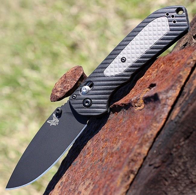 Фото 11 - Складной нож Benchmade Freek 560BK, сталь S30V, рукоять пластик/резина