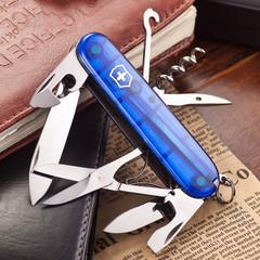 Нож перочинный Victorinox Climber, сталь X55CrMo14, рукоять Cellidor®, синий, фото 7