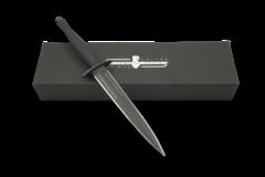 Нож с фиксированным клинком Extrema Ratio E.R. Commando Black, сталь Böhler N690, рукоять алюминий, фото 5