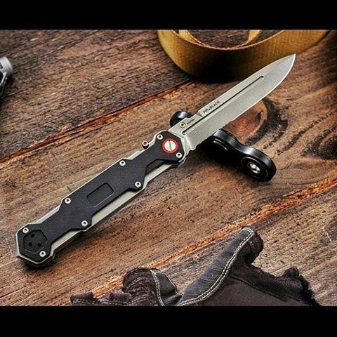 Складной нож Ferat serrated от Mr.Blade цена 2017