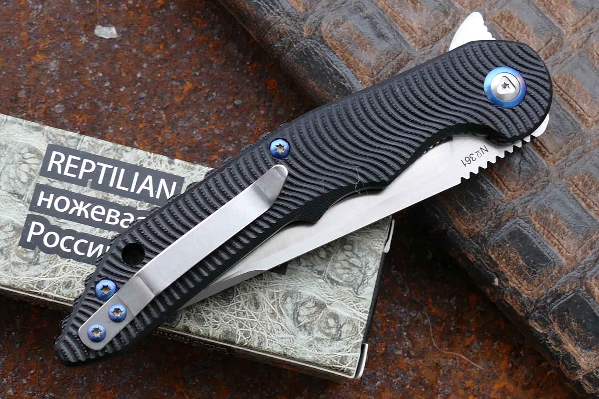 Фото 4 - Нож  Зубочистка от Reptilian