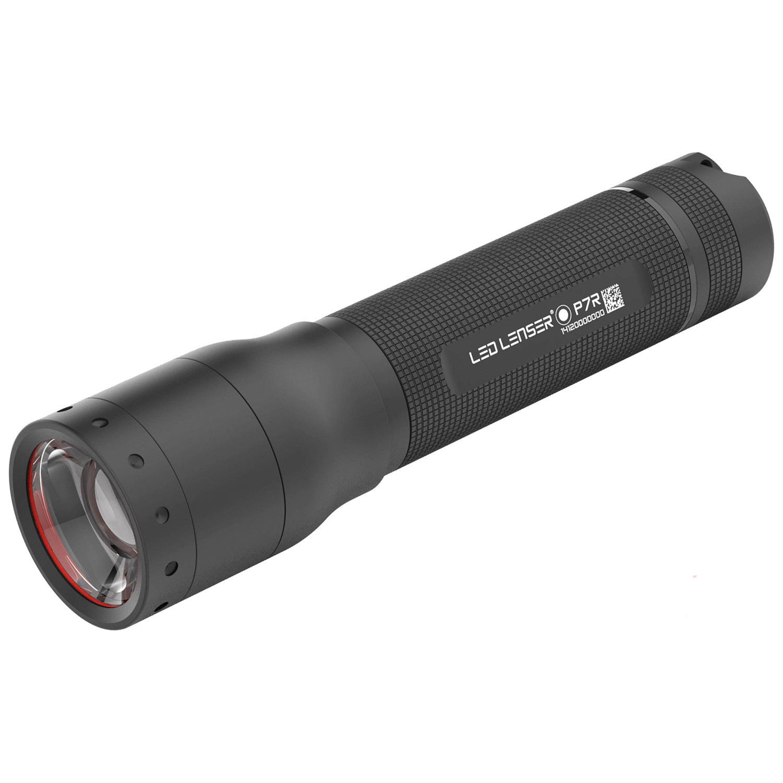 Фонарь светодиодный LED Lenser P7R с Power Bank, 1000 лм., аккумулятор