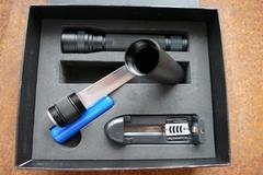 Нож куботан Спелеолог, с фонариком, фото 3